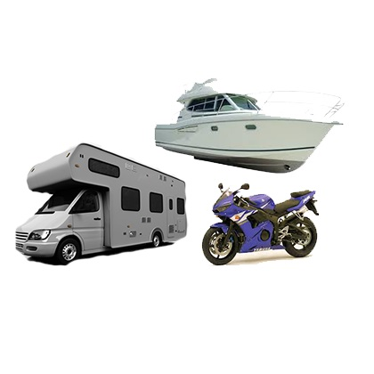Loand for your Boats, RVs, Motorcycles